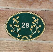 American Civil War Officers 28th Massachusetts Irish Brigade Insignia, ACWS. US