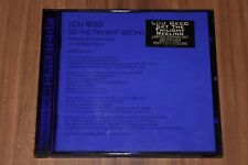 Lou Reed - Set The Twilight Reeling (1996) (CD Limited Edition) (9362-46159-2)