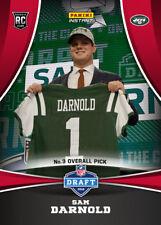 2018 PANINI INSTANT NFL DRAFT #DP3 SAM DARNOLD - NEW YORK JETS PR 368