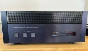 Yamaha M-2 Natural Sound Amplifier in Near Mint condition Tested M2 Power Amp