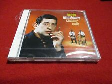 "CD NEUF ""COULEUR CAFE"" Serge GAINSBOURG"