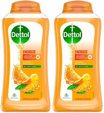 Dettol Energize Body Wash 250ml Each Pack of 2
