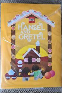 New Lego 6384696 Hansel & Gretel Fairytale Bricktober 2021 Exclusive FREE POST