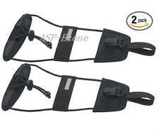 2pcs Luggage Strap Bag Bungee Carrier Packing Belt Luggage Suitcase Accessory