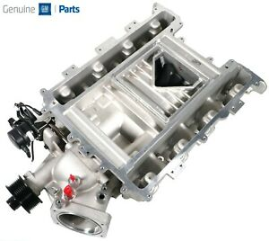 Camaro ZL1 Cadillac CTS-V LSA Supercharger Assembly Snout New GM OEM *12670278