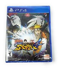 Naruto Shippuden Ultimate Ninja Storm 4 PlayStation 4 PS4 - New Factory Sealed