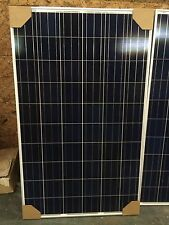 LOT OF 4 X 270W WATT SYNTHESIS PEIMAR POLY-CRYSTALLINE SOLAR PANELS 1KW