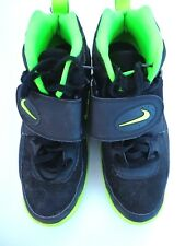 Nike Air Boys Mens Shoes Size 10.5 10 1/2 Green High Heel Running Walking Sports