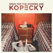 Kopecky - Drug for the Modern Age (2015)  CD  NEW/SEALED  SPEEDYPOST