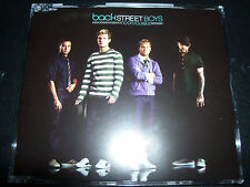 Backstreet Boys Inconsolable Australian CD Single - Like New