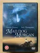 Mad Dog Morgan DVD 1976 Australian Ozploitation Outlaw Cult Classic Film Movie