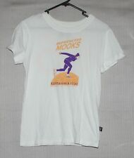 MOOKS Womens white t shirt 66 100% cotton SIZE10