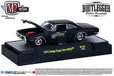 M2 Machines Bootlegger Release 2 1:64 1970 Dodge Super Bee HEMI