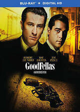 Goodfellas Blu-ray Disc, 2015, 2-Disc Set, 25th Anniversary With Book
