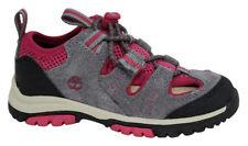 Scarpe sandali grigi marca Timberland per bambini dai 2 ai 16 anni