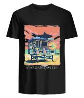 Margaritaville Men's Lifeguard Station T-Shirt, 100% Cotton, Size: S - 4 XL