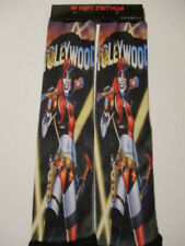 HARLEY QUINN 3 socks BUY any 3 GET 4TH PAIR FREE pop culture ODD SOX DC COMICS