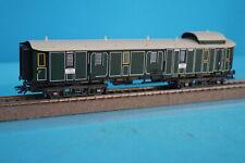 Marklin 41371 K. Bay. Sts. E. Express Bagage Car green