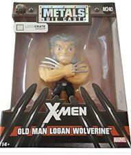 Marvel X-men Metals Die Cast Old Man Logan Wolverine Figure M240