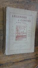 légendes et contes du bocage Vendéen - Boismoreau - 1923