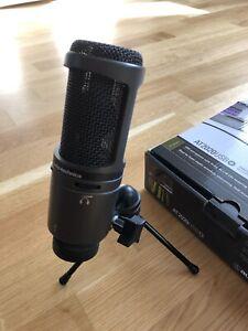 Mikrofon audio-technica AT2020USB