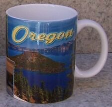 Coffee Mug Explore America Oregon Montage NEW 11 ounce cup with gift box