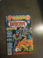 DETECTIVE COMICS  #486 VF  COMICS