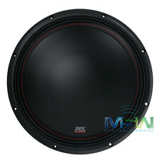 "NEW MTX 3510-02 10"" 35-Series SINGLE 2-OHM CAR AUDIO STEREO SUB SUBWOOFER 351002"