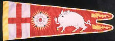 Medieval Crusades King Richard Plantangent Royal Dynasty Banner Flag Pennant UK