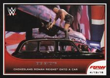 Grand Show - 2016 Topps Wwe Road To Wreslemania, #18
