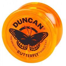 Duncan Butterfly Yo Yo Original Classic Blue Red Green or Orange  World #1 YoYo