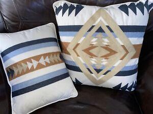 Pendleton Pillow Set of 2 Decorative Bed Pillows From Pendleton