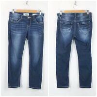 Buckle Daytrip 26 Womens Dark Wash Lynx Skinny Denim Jeans