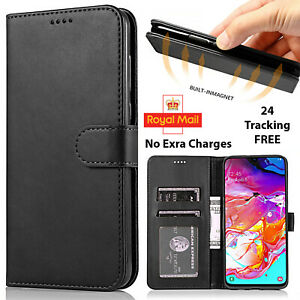 Leather Wallet Flip Case Cover For Samsung Galaxy A51/A12/A21s/A40/A52s/S21/S10