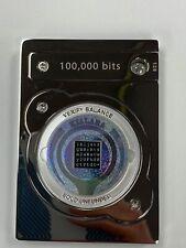 Kialara Silver Series Hydra Diamond Physical Bitcoin Collectible Bitcoin - #126