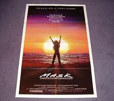MASK original movie poster CHER Sam Elliott ERIC STOLTZ