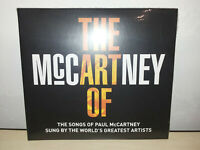 MCCARTNEY - THE ART OF - JOEL - DYLAN - HEART - CURE - 2 CD