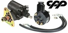 55-59 Chevy 1/2 Ton Truck Quick Ratio Power Steering GearBox Conversion Kit