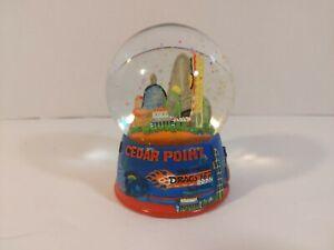 Cedar Point Snow Globe Coaster Capital Of The World