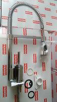 Franke PROFFESIONAL SENTINEL pull out spray MONOBLOC Kitchen SINK TAP GENUINE