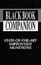 Black Book Companion: State-Of-The-Art Improvised, Paladin Press, Good Book