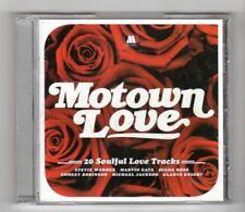 (HZ944) Motown Love, 20 tracks various artists - 2014 CD