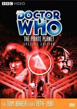 New listing Doctor Who: Pirate Planet (Dvd, 1978)