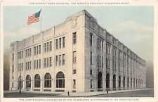 DETROIT, MI, NEWS BUILDING, DETROIT PUB PHOSTINT, CONTRACT ISSUE #C335 c 1907-14