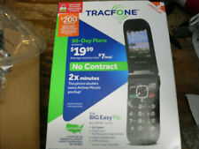 New, sealed Tracfone A392G The BIG EASY flip