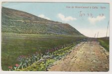 Lebanon postcard - Vue de Mont-Carmel a Caifa, Syrie (A10)