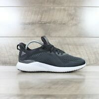 Adidas AlphaBounce EM Trainers BY4264 In Black RRP £50