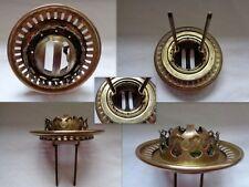 ANCIENNE PIECE DETACHEE BOBECHE BRULEUR LAMPE A PETROLE DUPLEX 1 A CLE  N°3