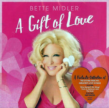 Bette Midler - A Gift of Love (2015)  CD  NEW/SEALED  SPEEDYPOST