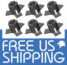 6 pcs Universal Super-8 Movie Projector Film Reel Adapters Plugs Fit 8mm Spindle